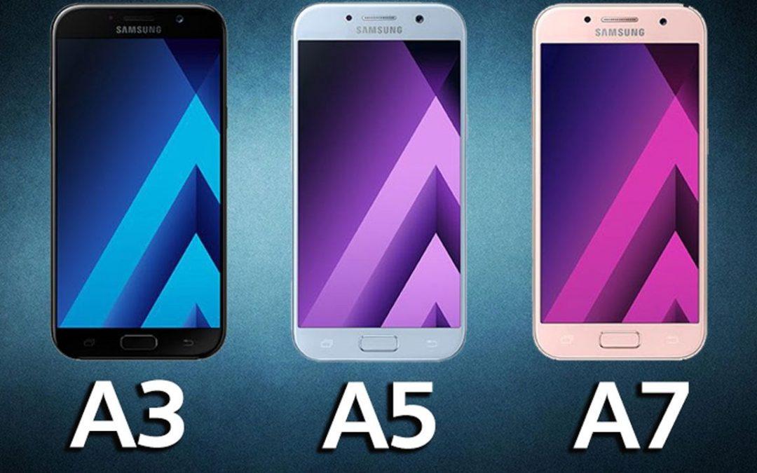 Samsung Galaxy A320F,A520F,A720F Rom download